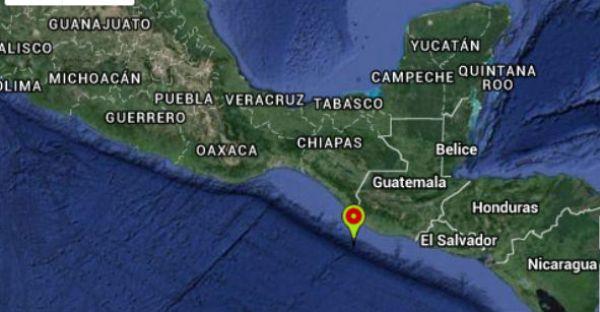 Sismos en Guatemala y México