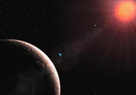 Descubren cuerpo más alejado del Sistema Solar