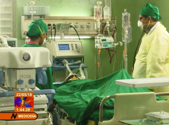 Continúan en estado crítico sobrevivientes del siniestro aéreo en Cuba; indentificados 50 fallecidos
