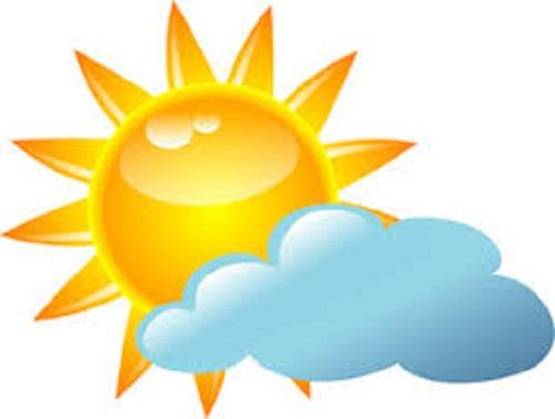 Pronostican en Camagüey otro día cálido y aisladas precipitaciones