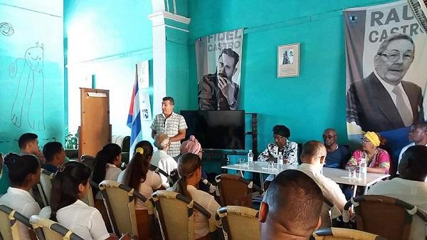 Comunidad haitiana en Camagüey agradeció la perdurable solidaridad de Cuba
