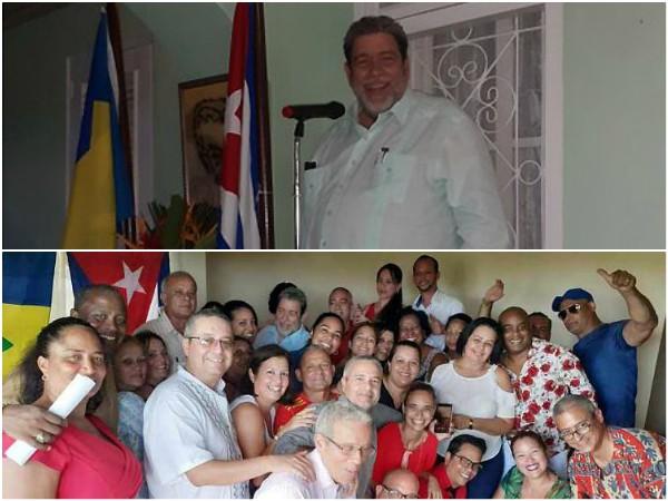 Resaltan en San Vicente y las Granadinas importancia de la Revolución cubana
