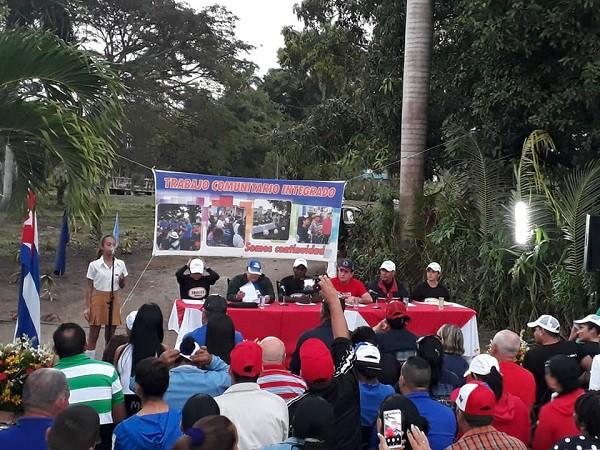 Ratifican máximas autoridades de Camagüey vínculo permanente con el pueblo desde Minas (+ Post)