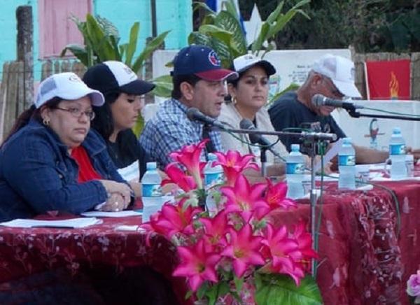 Intercambio pueblo gobierno desde la comunidad Tacones en el camagüeyano municipio de Najasa (+ Fotos)
