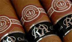 Festival Internacional reconoce a tabaco cubano Montecristo