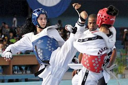 Cuba ranks to Five taekwondo players for Barranquilla 2018