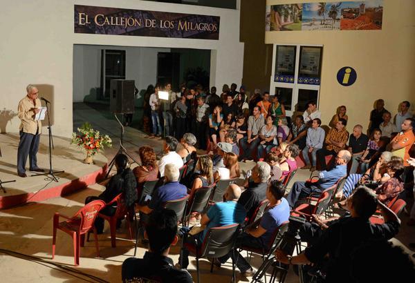 Reconocen en Camagüey al proyecto de cultura audiovisual El Callejón de los Milagros