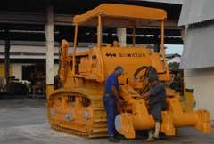 Empresa de Soluciones Mecánicas: retaguardia segura para el sector constructivo en Camagüey