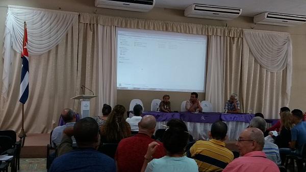 Sesiona en Camagüey Taller sobre estudios históricos y arqueológicos  (+ Audio y Fotos)
