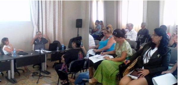 Temas económicos en agenda de periodistas camagüeyanos