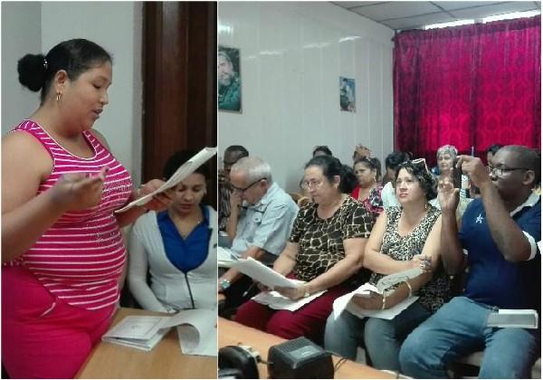 Sesiona Taller sobre Control Interno en la Radio camagüeyana