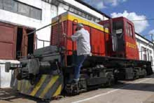 Celebran en Camagüey Día del Trabajador Ferroviario