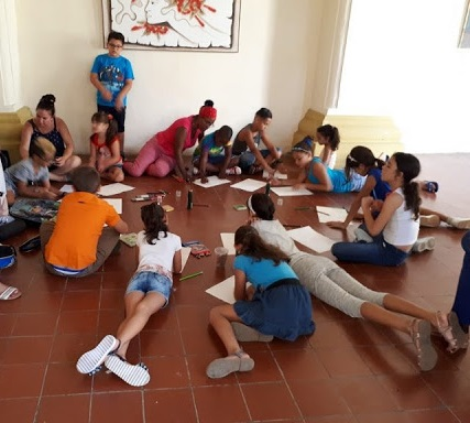 De vuelta en Camagüey, taller de verano El patrimonio a través del lente