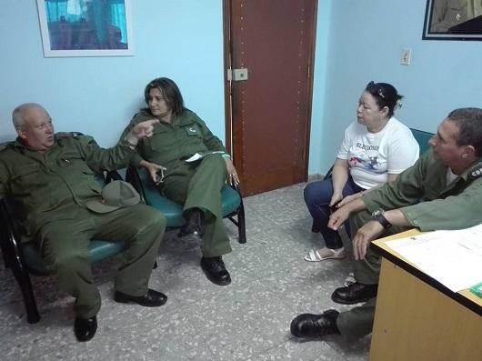 Autoridades del Partido y el Gobierno en Camagüey consideran satisfactorio desarrollo de elecciones  (+Audios)
