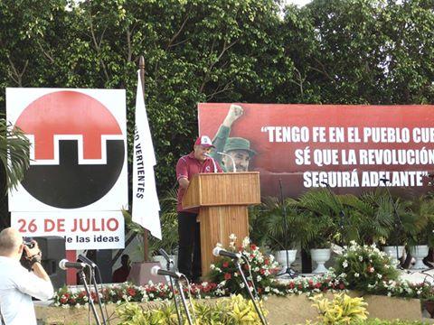 Fidel volvió hoy a Camagüey (+Audio y Fotos)