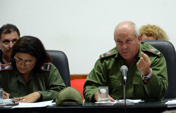 Camagüey en Fase de Alarma ciclónica (+ Video)
