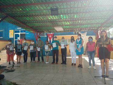 Joven Club de Computación y Electrónica de Camagüey celebran su cumpleaños 33 (+Fotos)