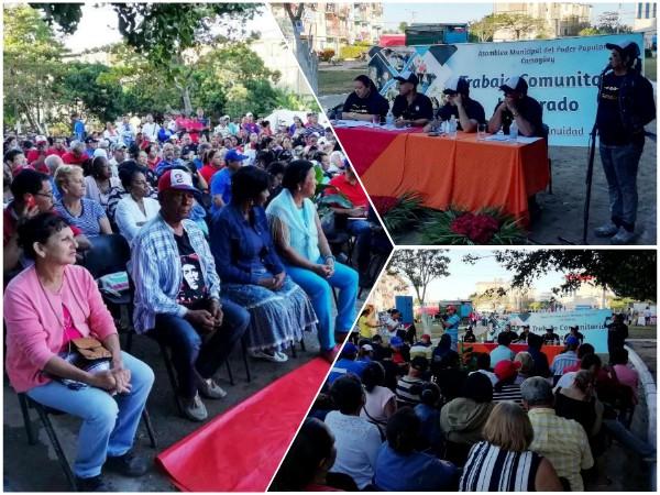 El trabajo comunitario exige sistematicidad, destacan en localidad camagüeyana