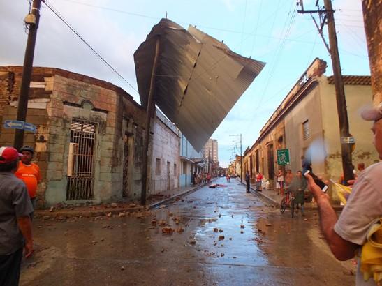 Tornado causa daños en viviendas e instituciones del Centro Histórico de Camagüey (+ Fotos)