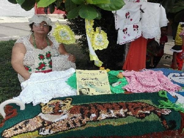 Ángela, la tejedora camagüeyana  (+ Audio)