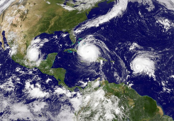 Nuevos desafíos para UNICEF en países del Caribe dañados por huracanes