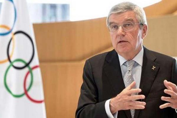 Reeleecto Thomas Bach como presidente del Comité Olímpico Internacional
