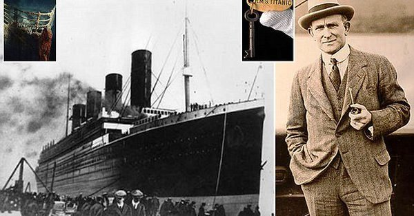 Un marinero pudo ser el responsable de la catástrofe del Titanic