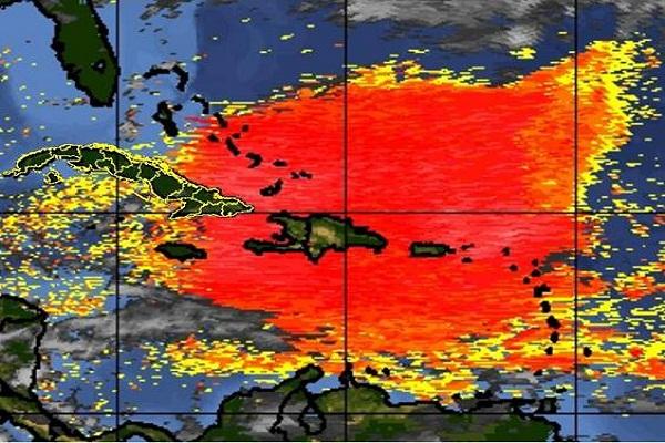 Analizan en Cuba nocivos impactos del polvo del Sahara sobre el Caribe