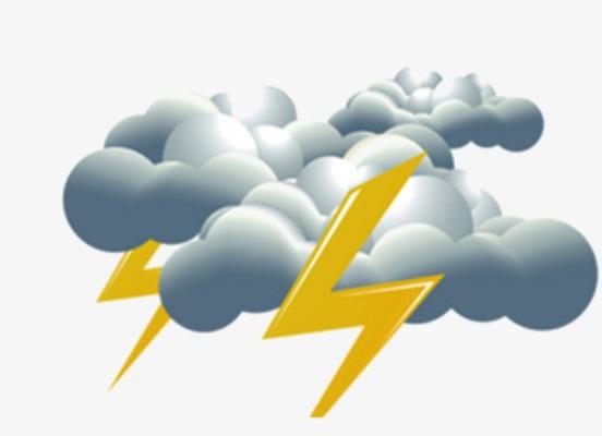 En Camagüey lluvias y tormentas eléctricas en la tarde y noche