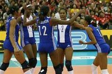 Cuba con bronce y boleto mundialista en Copa de Voleibol (f)