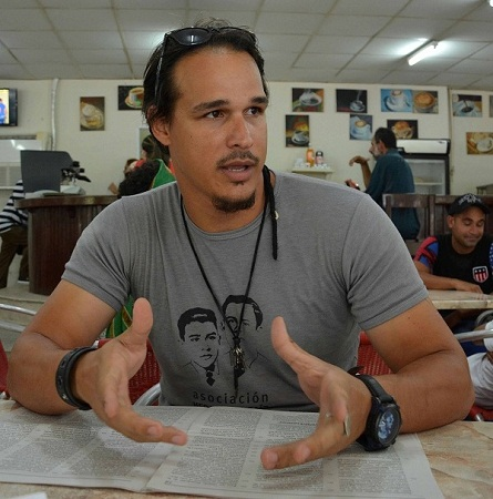 Young Camagüey creator highlights role of culture in draft Constitution