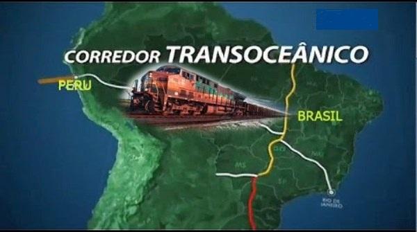 Tren Bioceánico: reto ingeniero del siglo XXI