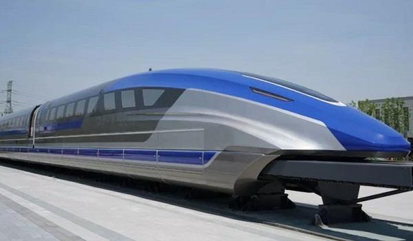 """Presentan en China prototipo de tren """"más rápido"""" que un avión (+Fotos)"""