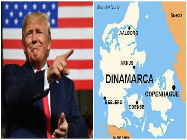 Consideran en Dinamarca absurdo el interés Donald Trump de comprar Groenlandia