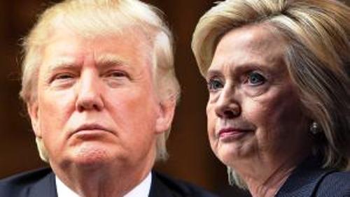 Presidente Donald Trump acusa a Facebook de favorecer a Hillary Clinton