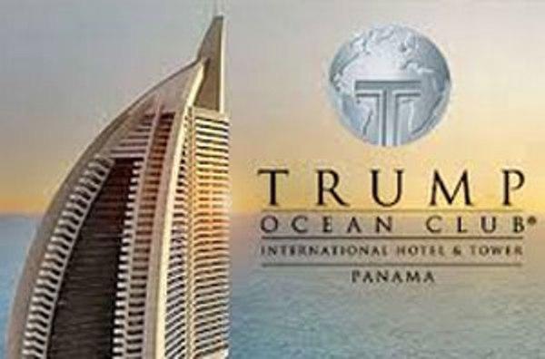 Trump también aparece en los Papeles de Panamá