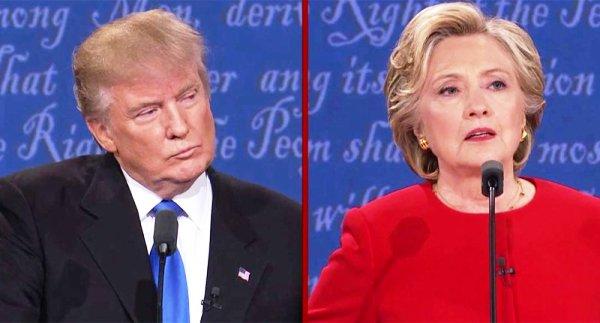 EE.UU. peligra bajo el mandato de Trump, alerta Hillary Clinton