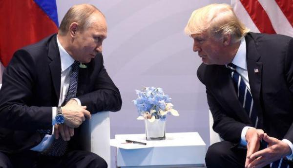 Trump a favor de avanzar en los nexos EE.UU.- Rusia