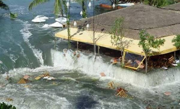 Hallan en Indonesia registro de tsunamis ocurridos en 50 siglos