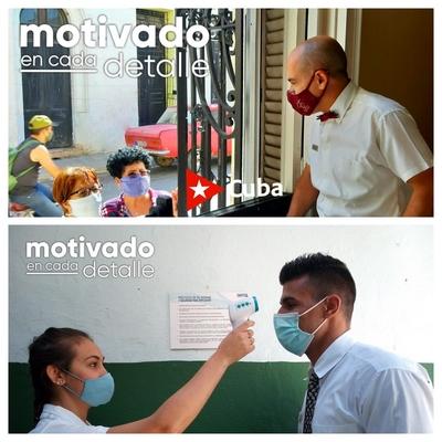 Instalaciones del turismo en Camagüey con diversos servicios, sin dejar de enfrentar la COVID-19 (+ Foto)