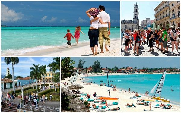 Ministro cubano de Turismo certifica crecimiento del sector