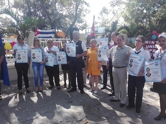 Reconocen en Camagüey a empresas y trabajadores destacados  de Hotelería y Turismo