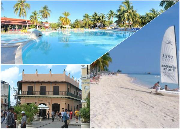 Sector turístico en Camagüey garantiza propuestas para el mercado interno
