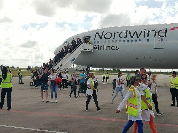 Turistas rusos abren temporada alta en Camagüey (+Audio y Fotos)
