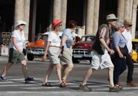 Aumenta cifra de estadounidenses interesados en el destino Cuba
