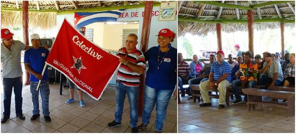 UBPC San Pablo ratifies its condition of National Vanguard