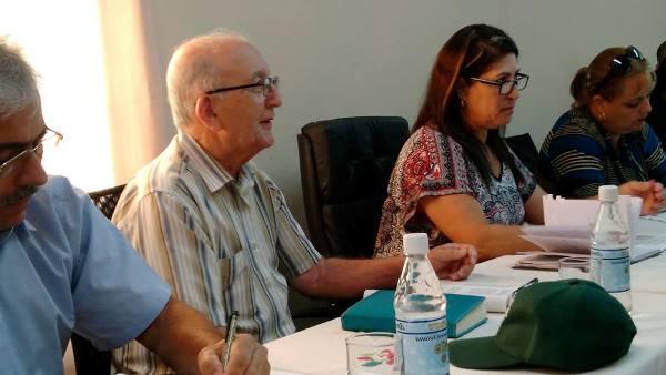 Ulises Rosales destaca en Camagüey importancia del sector jurídico para el país