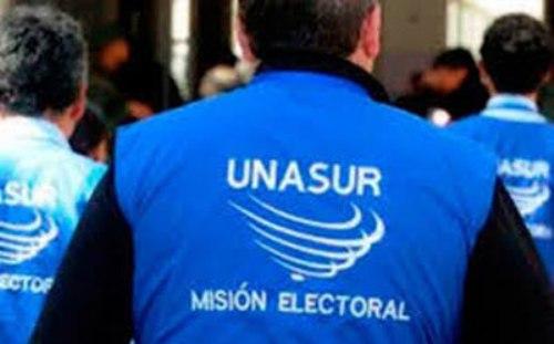 Destaca UNASUR clima de tranquilidad durante referendo en Bolivia