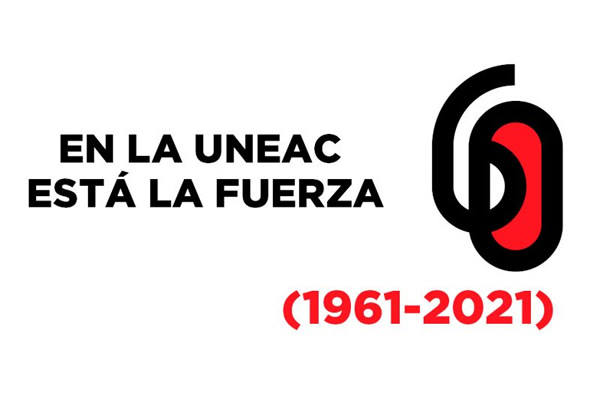 Cuban President congratulated UNEAC on its 60th Anniversary