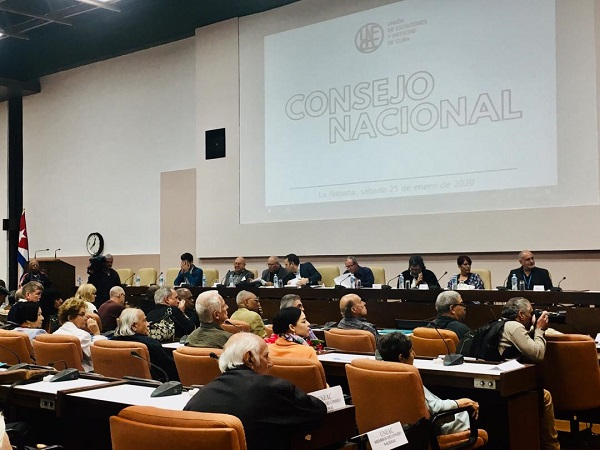 Artistas cubanos comprometidos a fortalecer el cuerpo social de la nación